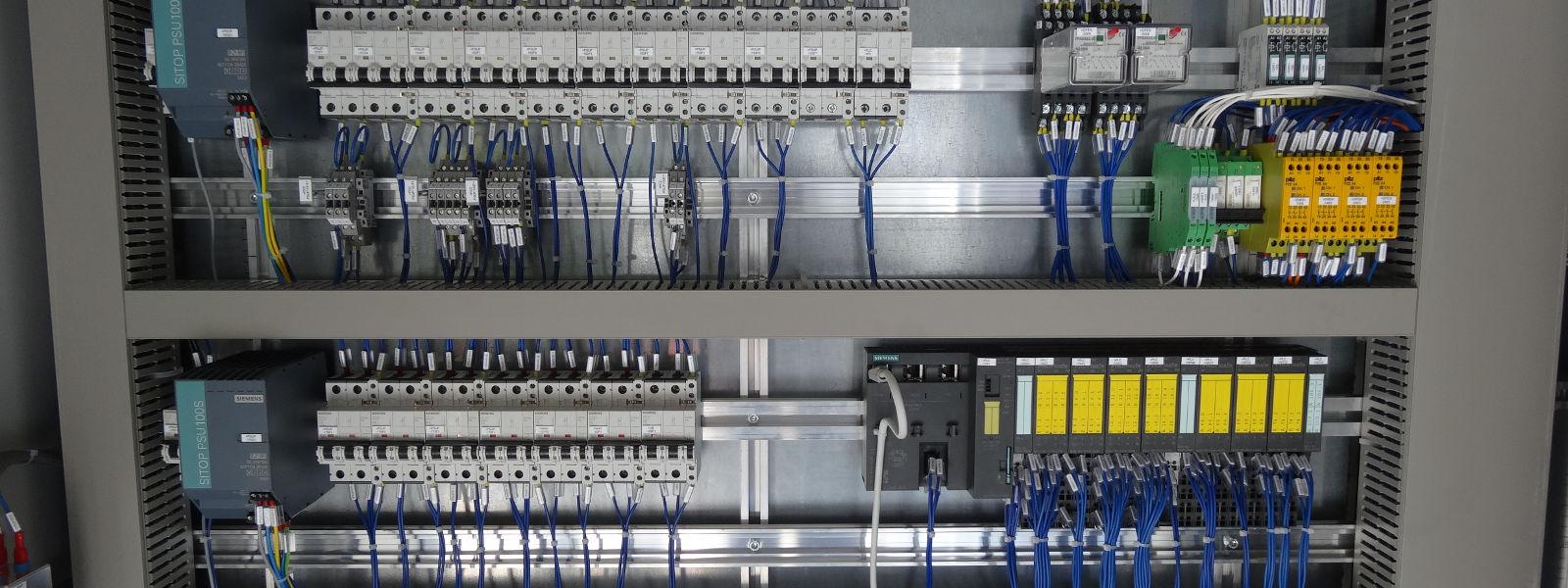 Сборка систем автоматизации